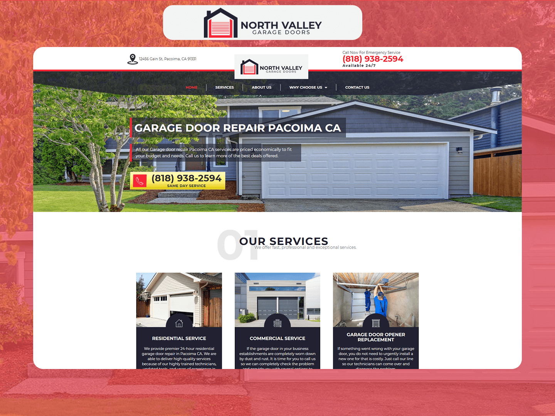 North Valley Garage Doors