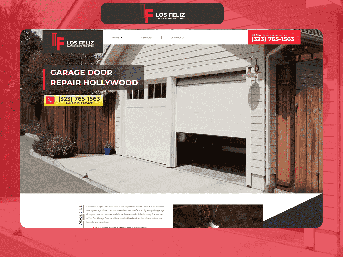 Los Feliz Garage Doors and Gates