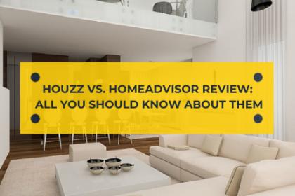 Houzz vs. HomeAdvisor review