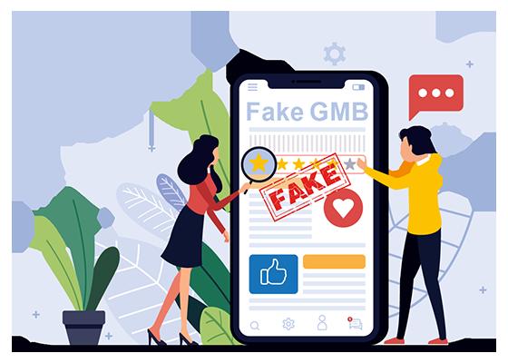 Remove Fake GMB Page