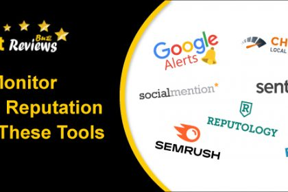 Monitor Online Reputation Using These Tools
