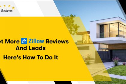 Get more Zillow reviews and leads