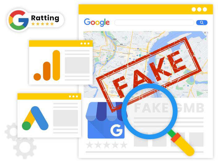 Fake-GMB
