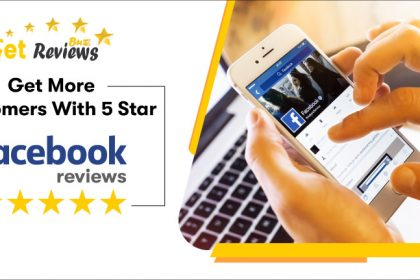 Get more customers with 5 star Facebook reviews