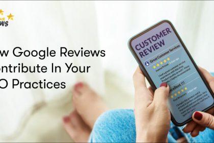 google reviews contribute