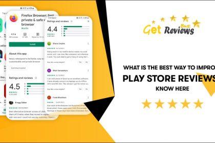 buy play store reviews
